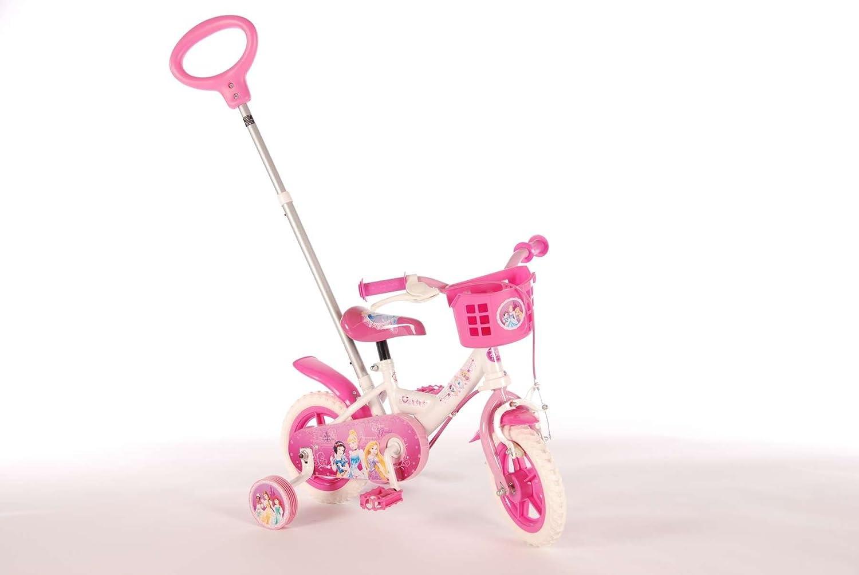 disney volare  inch quotvolarequot princess deluxe girls bicycle with push bar amazoncouk toys amp games: decor uk accslx x