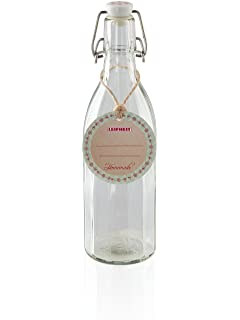 Leifheit 3180 - Botella de cristal - 500 ml