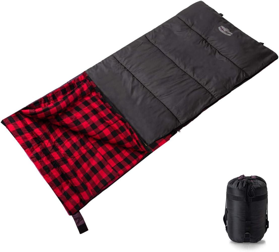 Pacific Pass Sleeping-Bags Envelope Sleeping Bag