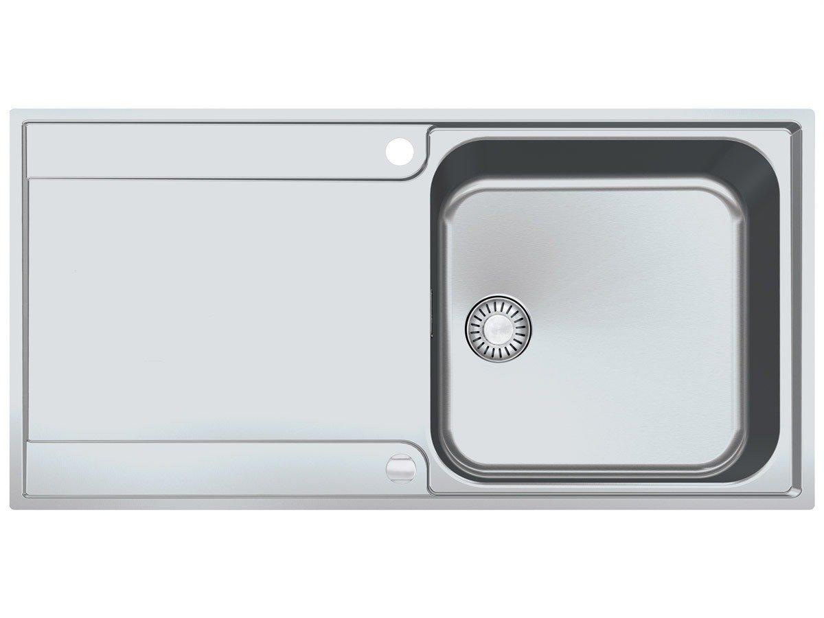 Einbauspüle Franke Maris G MRX 211 G Edelstahl: Amazon.de: Küche ...