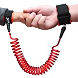 Amazon Price History for:SCWYF Baby Child Anti Lost Wrist Link Safety Velcro Wrist Link 98in (red)
