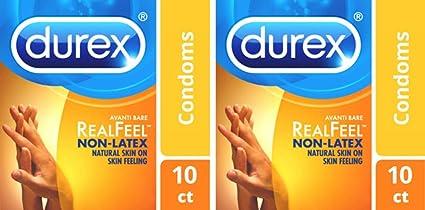 Amazon.com: Preservativos Avanti Bare RealFeel sin lá ...