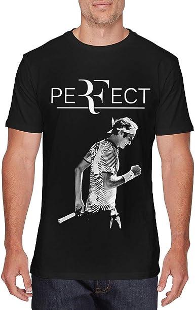 Pimkly Camisetas y Tops, Polos y Camisas, Mens Funny Roger Federer ...