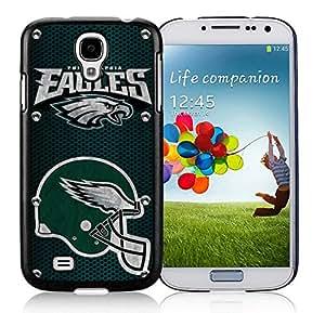 DIY Custom Phone Case For Samsung S4 Philadelphia Eagles 38 Black Phone Case For Samsung Galaxy S4 I9500 i337 M919 i545 r970 l720