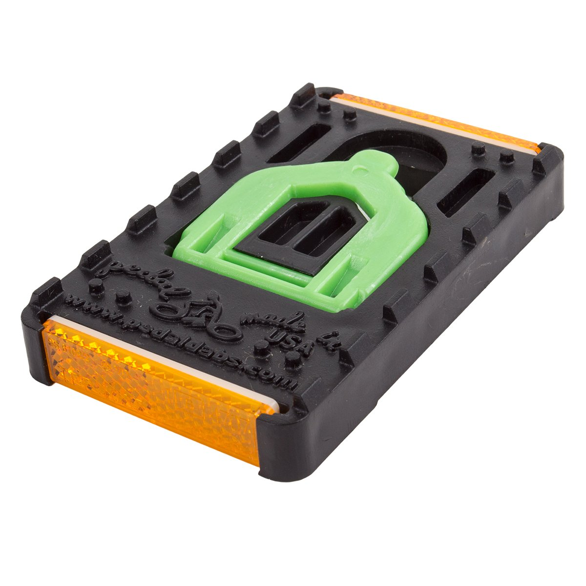 Bike Dabs Clipless Pedal SPD Adapter: Amazon co uk: Sports