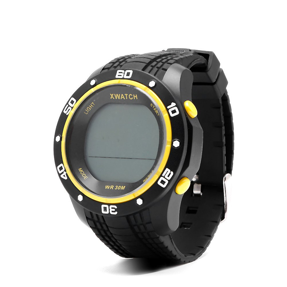 Wrisky Sport Smart Watch Waterproof Night Visible Pedometer Tracker For IOS Android