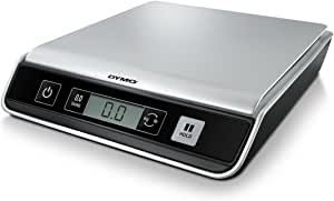 Dymo S0929010 M10 Mailing Scales, Silver/Black, 10 kg