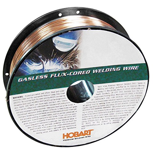 FCAW Welding Wire, E71T, 0.035, 10lb by Hobart