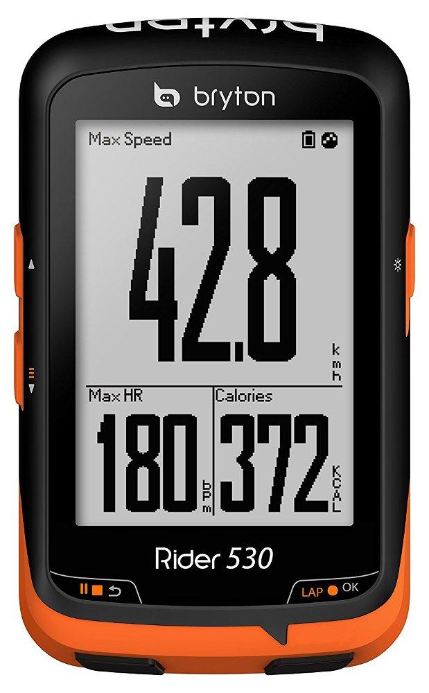 """Bryton, Rider 530E, GPS, 2.6"""" Mono LCD, Wi-Fi, Nero product image"""
