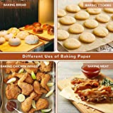 Pemoo Parchment-Paper Sheets for Baking - 200