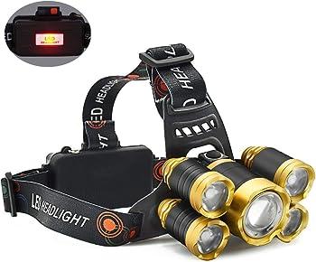 HG Brightest Headlight with 4 Lighting Models