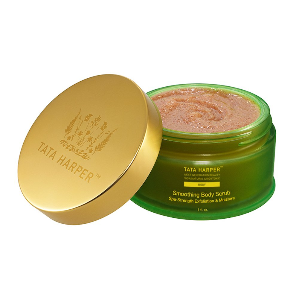 Tata Harper Smoothing Body Scrub | 100% Natural & Nontoxic | Hydrating, Exfoliating Body Treatment | 150ml
