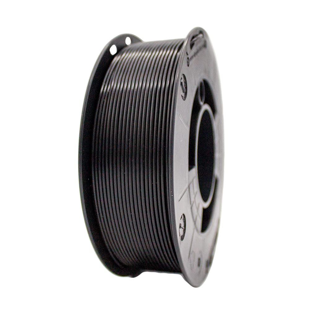 Winkle Filament PLA 3D870 1.75 mm Noir Azabache Filament pour Impression 3D Bobine 1000 g
