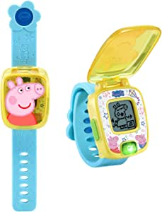 VTech Peppa Pig Learning Watch, Blue