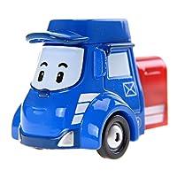 Robocar Poli -Korean Made TV Animation Toy- Posti/Posty (Diecasting/Non-Transformer)