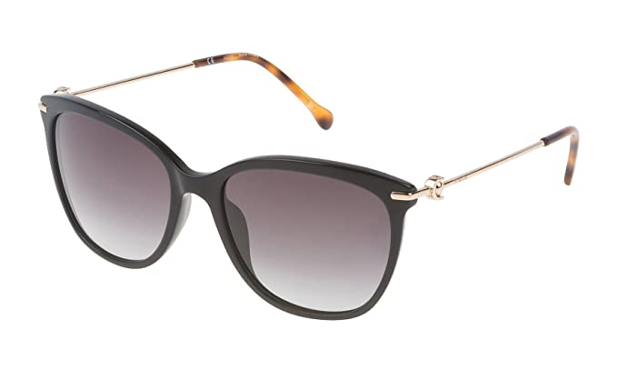 Loewe Damen Sonnenbrille SLW947G6009AJ, Braun (Shiny Brown Havana), 60