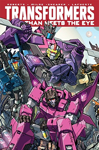 Transformers: More Than Meets The Eye Volume 9