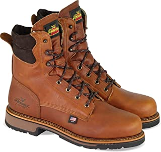 """product image for Thorogood Men's American Heritage 8"""" Classic Plain Toe, Non-Safety Toe Boot"""