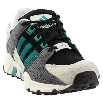 the latest 4dad3 493e3 adidas Equipment Support 93 Womens in BlackEQT Green, ...