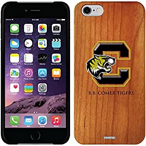 fashion case iphone 5c Madera Wood Thinshield Case with B B Comer High School Design