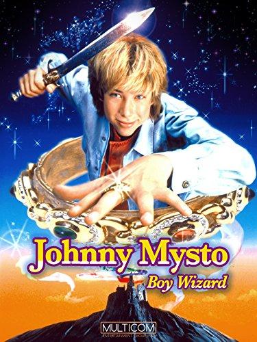 Johnny Mysto: Boy Wizard (Enchanted Wizard)