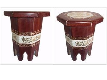 Ethnischen Mobel Tisch Ethno Afrika Orient Ethnic Chic Aus Holz
