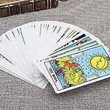 Mystercome Tarot Cards Original Tarot Deck Classic