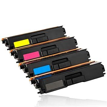 PGODYQ TN-471BK C Y M - Cartucho de Tinta para impresoras láser HL ...