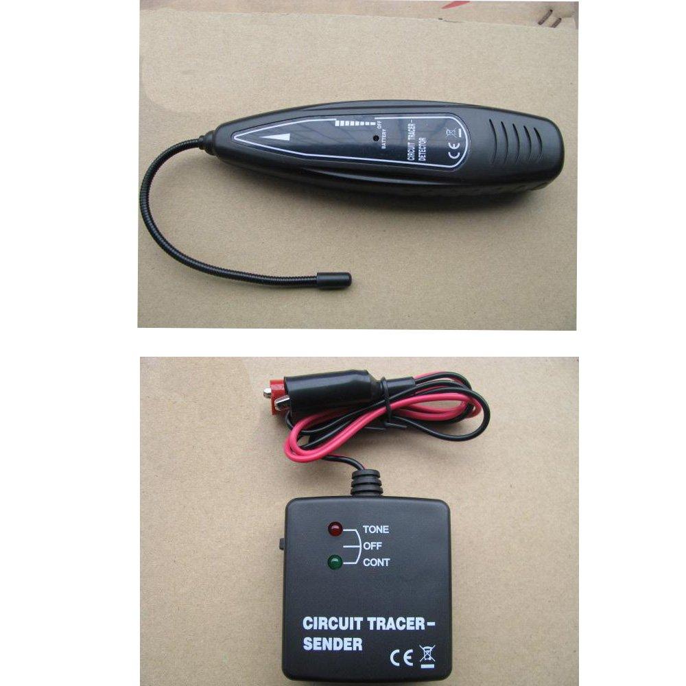 VIGORWORK Detector de circuito abierto automotriz Detector de cortocircuito automático de circuito Detector de cortocircuito: Amazon.es: Coche y moto