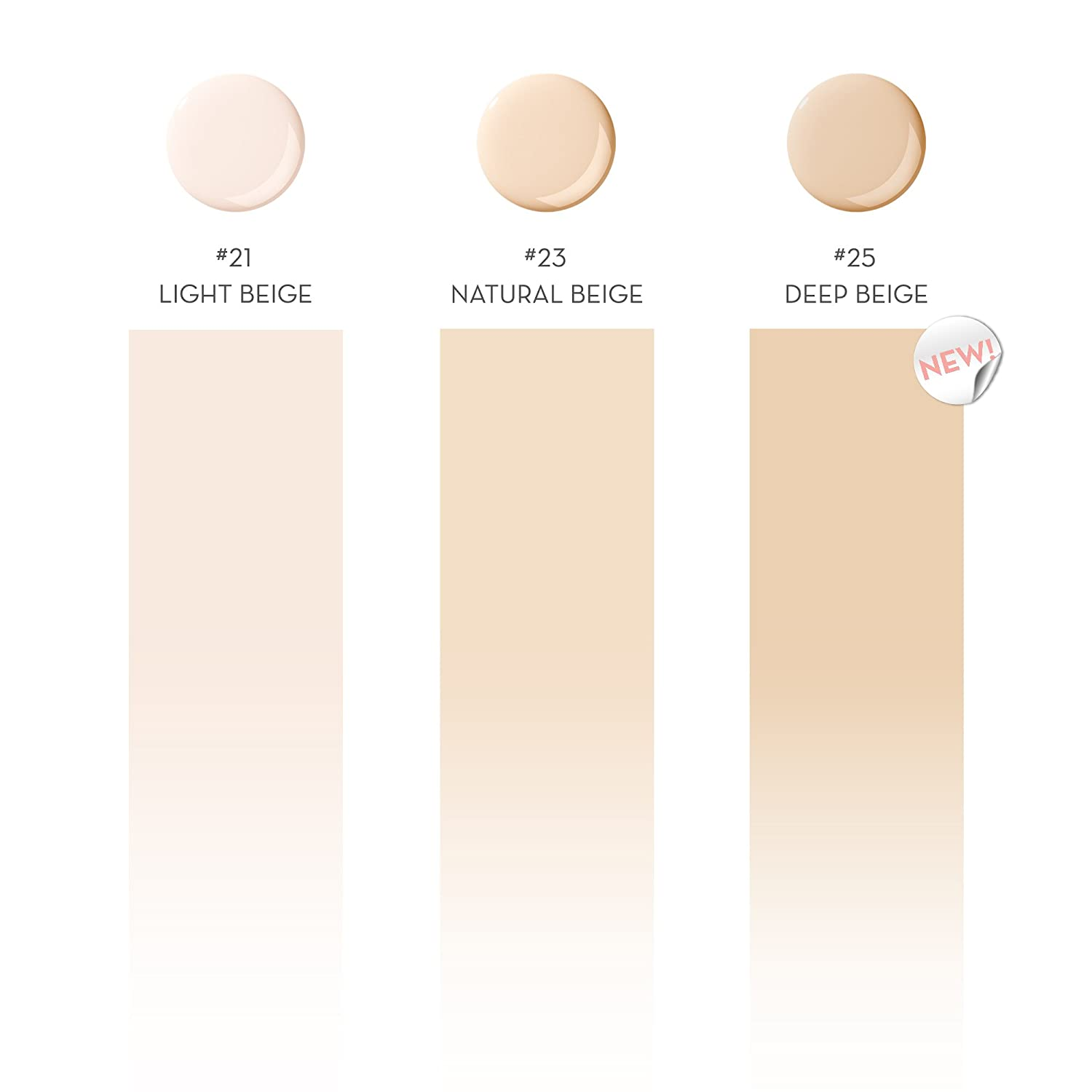 Amazon Age 20 s pact Foundation Premium Makeup 1 Extra Refill White Latte Essence Cover Pact SPF50 Made in Korea Color No