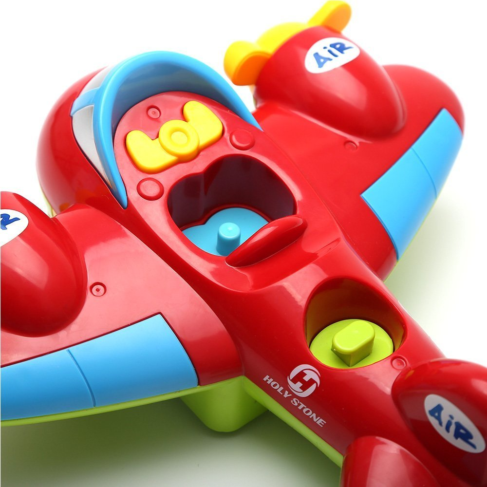 Holy Stone RC Cartoon Airplane Remote Control Plane for Baby Toddlers Kids  and Children 7f6a1fce2