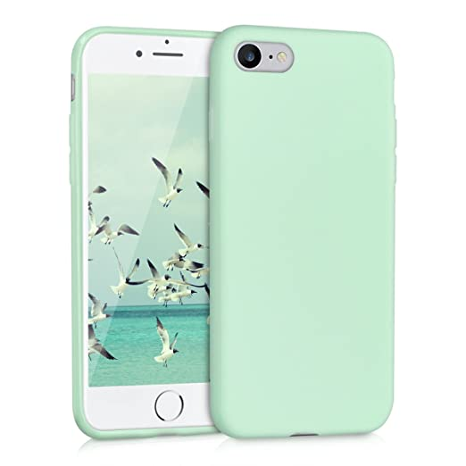 47 opinioni per kwmobile Cover per Apple iPhone 7- Custodia in silicone TPU- Back case