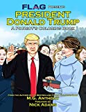 img - for President Donald Trump: A Patriot's Coloring Book book / textbook / text book