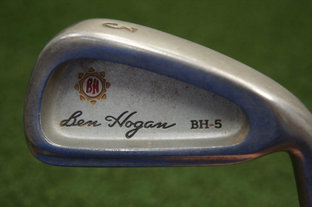 Ben Hogan bh-5 3 hierro diestros: Amazon.es: Deportes y aire ...