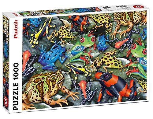 Piatnik 00 5552 Frogs Puzzle ()