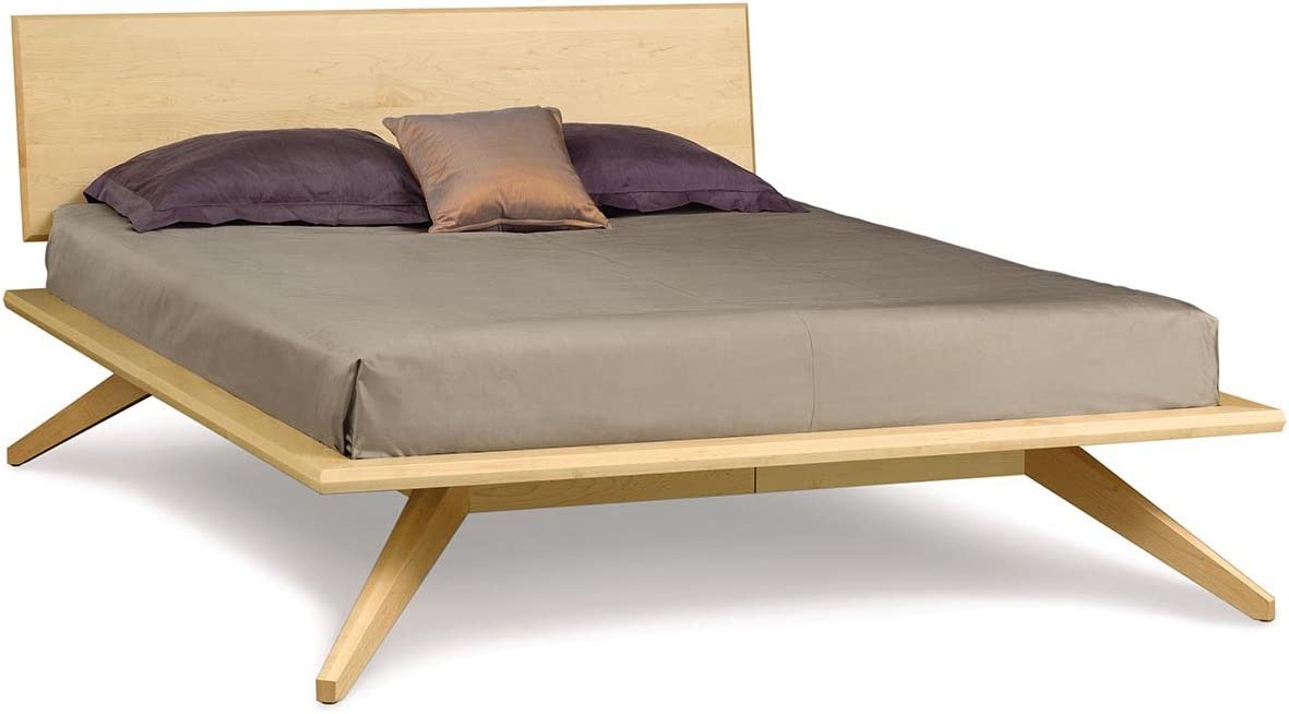 Amazon Com Copeland Furniture Astrid Queen Bed With 1 Headboard Panel 1 Ast 22 01 Furniture