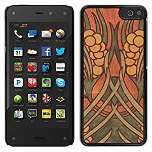 For Amazon Fire Phone , S-type® Art Wall Painting Ancient - Arte & diseño plástico duro Fundas Cover Cubre Hard Case Cover