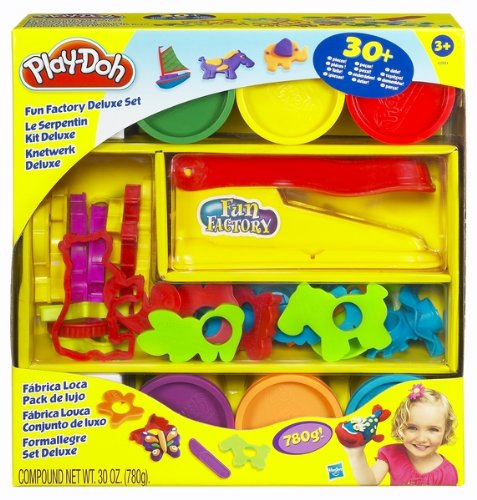 Play-Doh Fun Factory Deluxe Set (Discontinued by manufacturer)