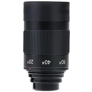 PRAKTICA Zoom Eyepiece For 20 60 X 77 Mm Spotting Scope