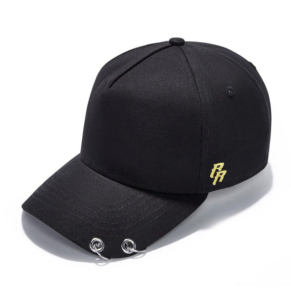 cbde71bdc3bac Amazon.com  Riorex Plain hat 100% Cotton Baseball Cap Korean Iron Ring Long  Strap Adjustable  Clothing
