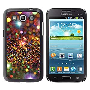 For Samsung Galaxy Win / I8550 / I8552 / Grand Quattro Case , Universe Stars Pattern Luxurious - Diseño Patrón Teléfono Caso Cubierta Case Bumper Duro Protección Case Cover Funda