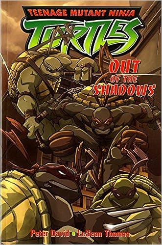 Teenage Mutant Ninja Turtles: Out of the Shadows v. 2 ...