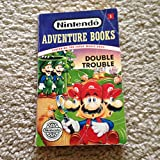 img - for Double Trouble (Nintendo Adventure Books) book / textbook / text book