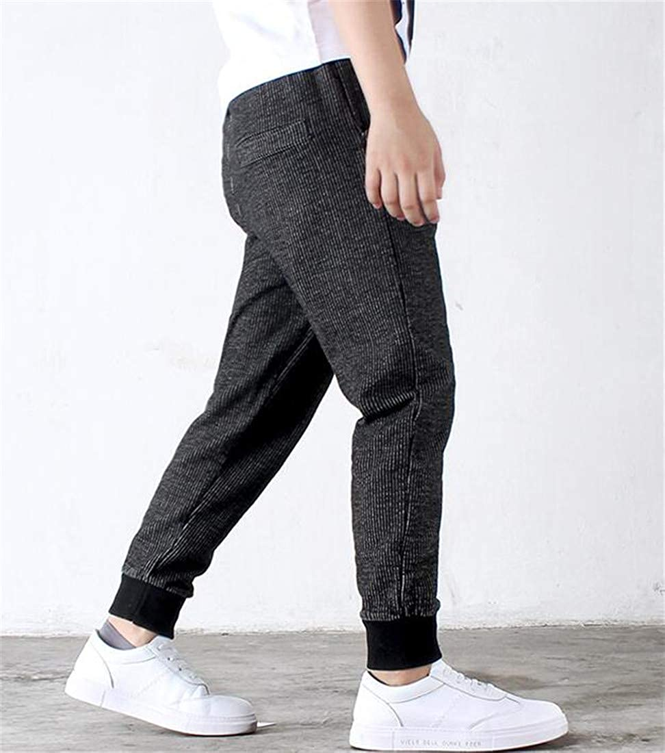 Macondoo Boys Fit Jogging Sports Cute Casual Sweatpants Pants