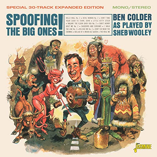 Spoofing The Big Ones: Expanded Edition