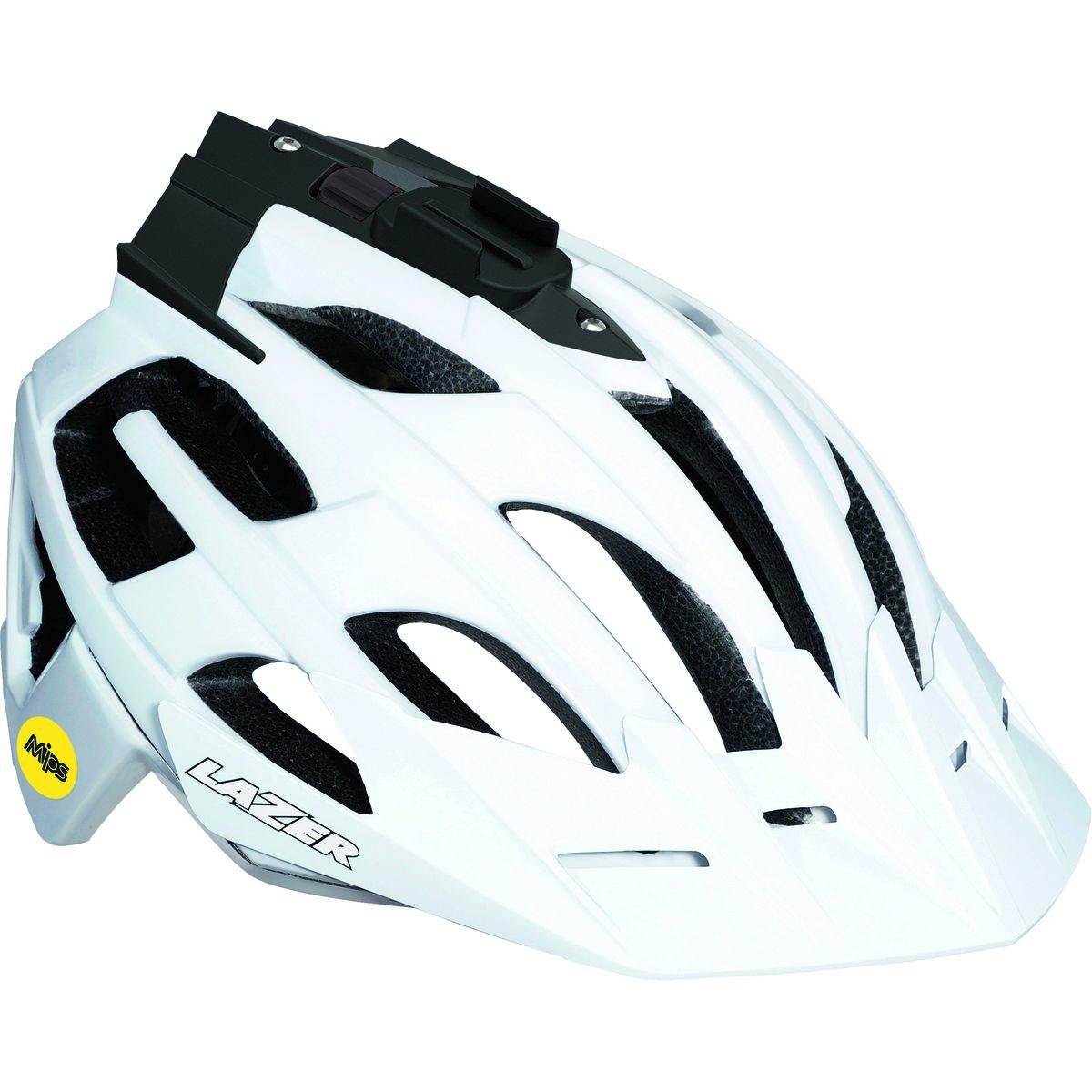 Lazer Oasiz MIPS MTBヘルメットホワイトL   B01595TCBS