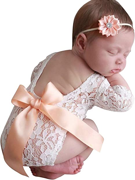 baby girl outfit,baby photoshoot photoshoot outfit baby photography body romper photography Newborn baby girl set lace