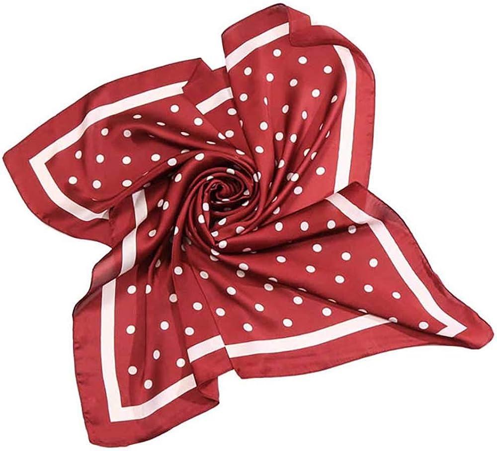 Silk Like Scarf Women's...