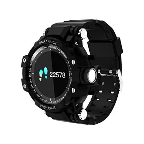 QTEC Reloj Inteligente Impermeable 200 días En Espera ...