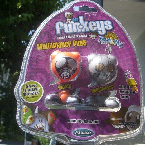 Ub Funkeys Multiplayer by Mattel (Image #1)